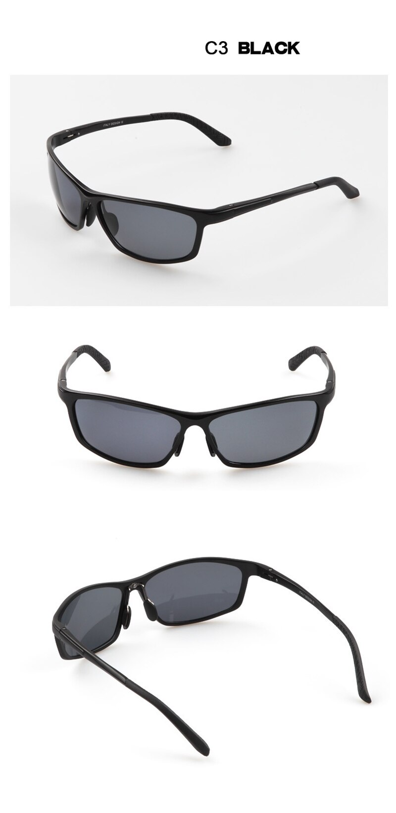 OLEY Brand Designer Aluminum magnesium Men's Polarized Sunglasses male driving Eyewear Accessories Sun Glasses Goggles