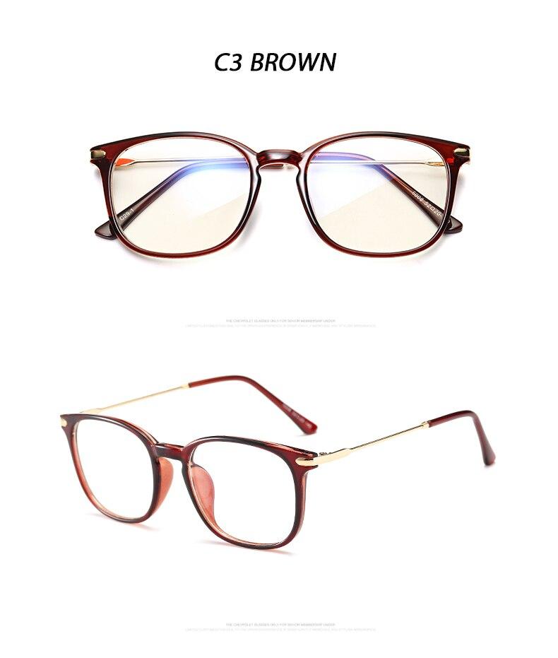 OLEY women Square Computer Eyeglasses men Anti-blue Light blocking glasses TR90 frame working gaming goggles UV400 Protection