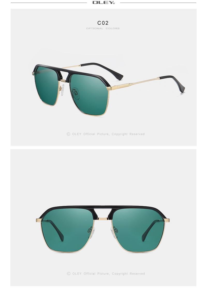 Retro Womens Sun glasses Polarized