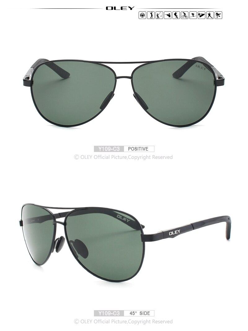 polarized Sunglasses Men