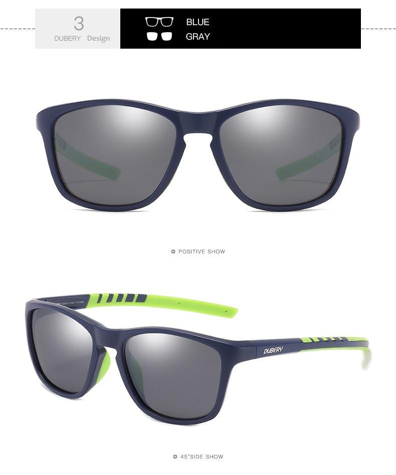 SunGlasses For Men Women Square Color Mirror