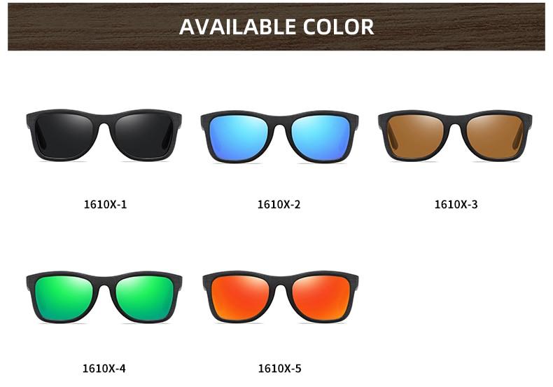 Handmade Sunglasses Men Polarized