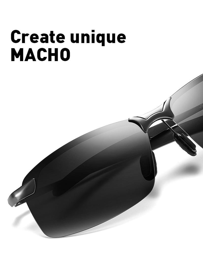 Photochromic Sunglasses  Polarized