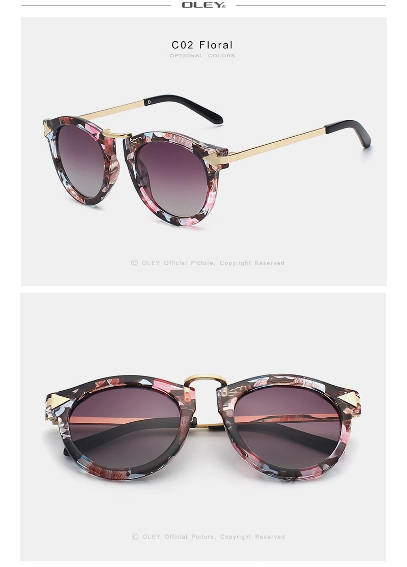 Women Sunglasses Arrow Fashion