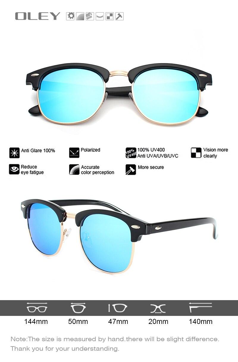 Classic Sunglasses women polarized