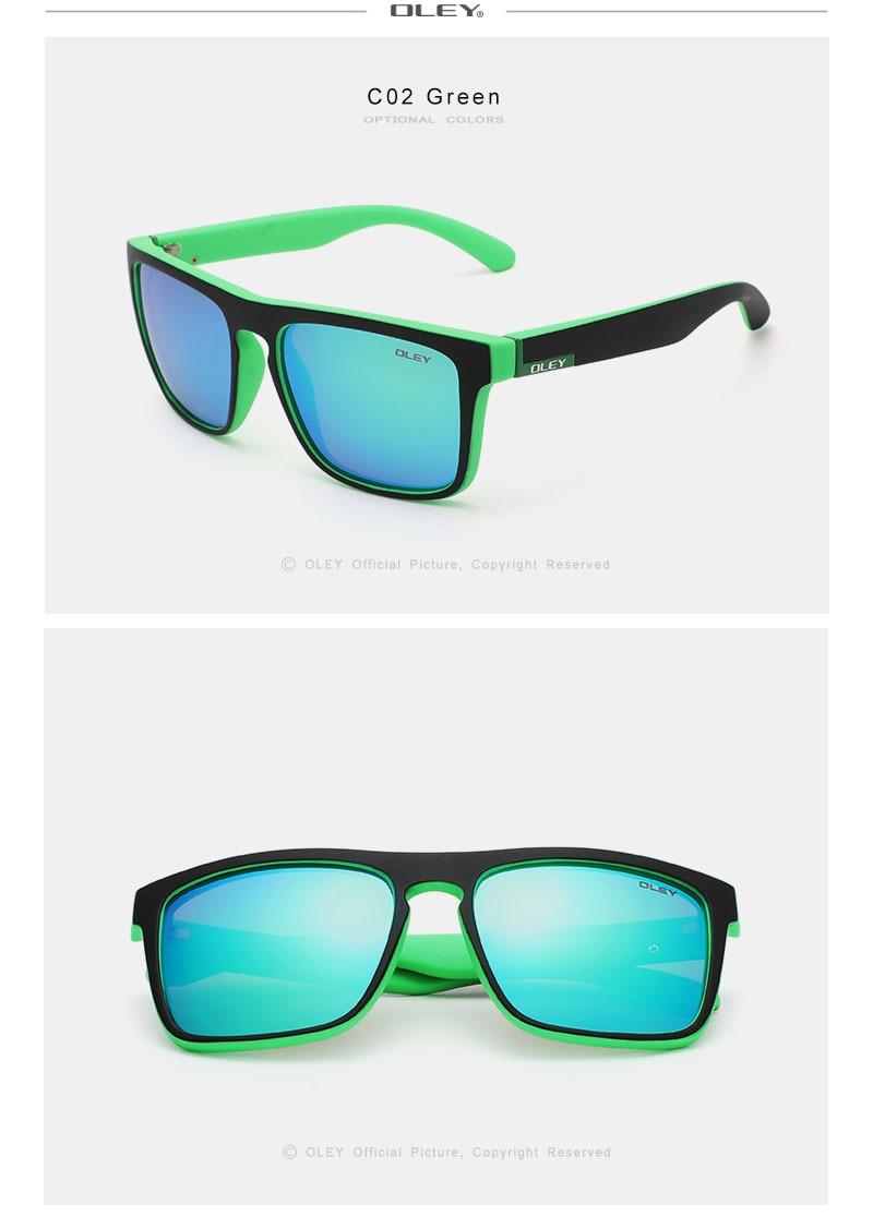New Fashion Guy's Sun Glasses Polarized