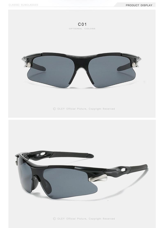 Top Ultralight TR90 Sunglasses